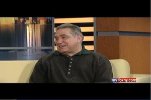 STAGE TUBE: Dan Lauria on Good Day New York