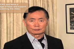STAGE TUBE: George Takei on the Japan Quake and Tsunami: Gaman