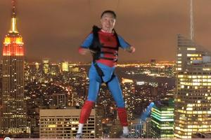 STAGE TUBE: George Takei Auditions for SPIDER-MAN