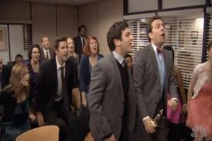 STAGE TUBE: THE OFFICE Channels RENT With 'Seasons of Love' Tribute!