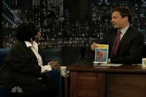 STAGE TUBE: Whoopi Goldberg Talks SISTER ACT, THE VIEW Musical on Late Night!