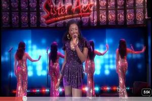 STAGE TUBE: SISTER ACT Celebrates Tony Noms. on The View
