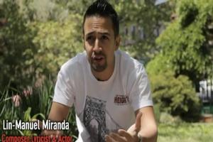 STAGE TUBE: Lin-Manuel Miranda & More Talk Uptown Arts Stroll