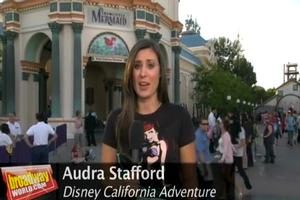STAGE TUBE: BWW Checks Out New Little Mermaid Ride at Disney in CA