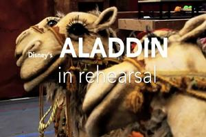 STAGE TUBE: ALADDIN in Rehearsal at 5th Avenue Theatre!