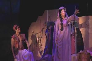TV: Sneak Peek of Disney's ALADDIN at 5th Avenue Theatre!