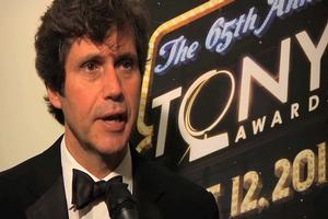 BWW TV: 2011 Tony Awards Winners Circle - Brian Ronan, Best Sound Design of a Musical for THE BOOK OF MORMON!
