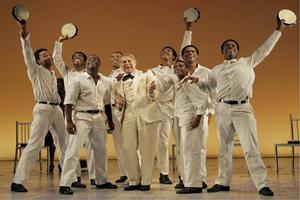 BWW TV Flashback 2: THE SCOTTSBORO BOYS in Performance!