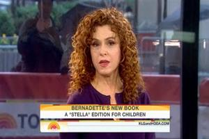 STAGE TUBE: Bernadette Peters Visits TODAY
