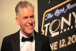 BWW TV: 2011 Tony Awards Winners Circle - Christopher Shutt, Best Sound Design of a Play for WAR HORSE