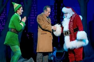 BWW TV: Sneak Peek at ELF on Broadway!
