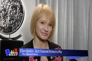 BWW TV: Broadway Beat Tony Interview Special - Ellen Barkin Talks the 'Tidal Wave' Effect of THE NORMAL HEART