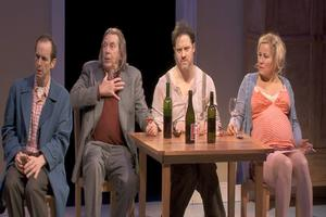 BWW TV: Sneak Peek at ELLING on Broadway!