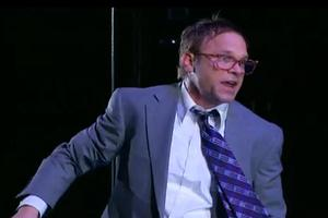 STAGE TUBE: PBS Profiles ENRON's Broadway Closing