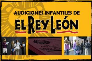 BWW TV: Audiciones Infantiles de El Rey León