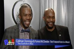 BWW TV: Broadway Beat Tony Interview Special - Colman Domingo & Forrest McClendon Talk Collaborating with Legends on THE SCOTTSBORO BOYS