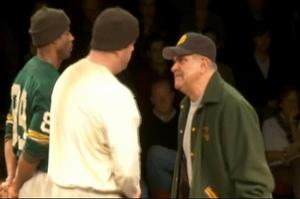 BWW TV: LOMBARDI on Broadway - First Look!