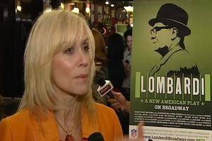BWW TV Broadway Beat: LOMBARDI Meets the Press