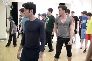 BWW TV: NEWSIES Open Call in New York City!