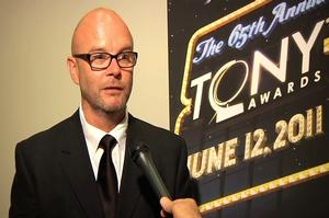 BWW TV: 2011 Tony Awards Winners Circle -Nick Stafford on How WAR HORSE was at Once a Challenge and a Privilege