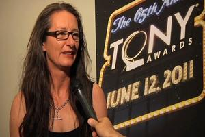 BWW TV: 2011 Tony Awards Winners Circle - Paule Constable, Best Lighting Design for WAR HORSE!
