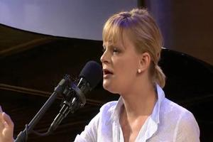 STAGE TUBE: Martha Plimpton Performs 'Thunder Road' on Studio 360