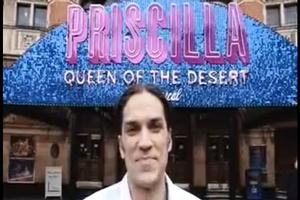 STAGE TUBE: Will Swenson Talks PRISCILLA!