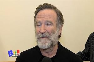 BWW TV Broadway Beat Special: Robin Williams & BENGAL TIGER AT THE BAGHDAD ZOO