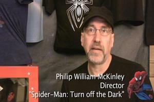 BWW TV EXCLUSIVE: Philip William McKinley Talks Creating SPIDER-MAN 2.0!