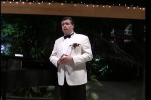 STAGE TUBE: Anthony Kearns Sings Ave Maria