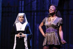 BWW TV: SISTER ACT Opens on Broadway Tonight!