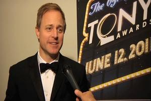 BWW TV: 2011 Tony Awards Winners Circle -Scott Pask, Best Scenic Design for THE BOOK OF MORMON!