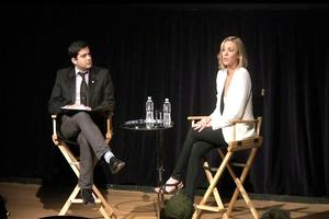 BWW TV EXCLUSIVE: Kim Cattrall Talks SEX, PRIVATE LIVES & Career for SAG Foundation