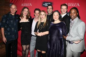 BWW TV: Broadway Beat Opening Night of ANGELS IN AMERICA!