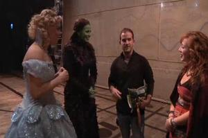 BWW TV: WICKED Honors 5 Millionth Audience Member!