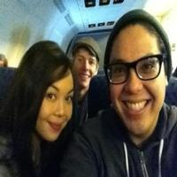Twitter Watch: GODSPELL Cast Flies to Chicago for ROSIE Appearance