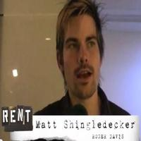 STAGE TUBE: RENT Cast on the Appropriateness of the Show