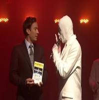 STAGE TUBE: VOCA PEOPLE Visit Jimmy Fallon!