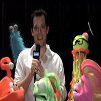 STAGE TUBE: John Tartaglia, Judy Gold Talk Givenik.com!