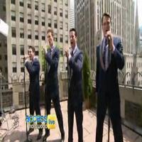 STAGE TUBE: JERSEY BOYS Cast Visits Access Hollywood!