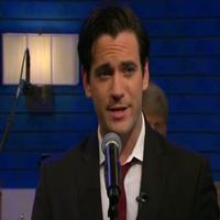 STAGE TUBE: Colin Donnell Sings 'I Get a Kick Out of You' on Early Show