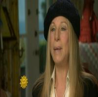 STAGE TUBE: Outtake Footage from Barbra Streisand's CBS Sunday Morning Interview