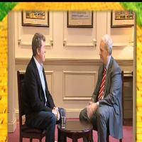 STAGE TUBE: Michael Crawford Talks THE WIZARD OF OZ