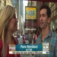 STAGE TUBE: HAIR Featured on CURTAIN UP!