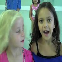 THE WIZARD OF OZ BLOG: Munchkins in Rehearsal!