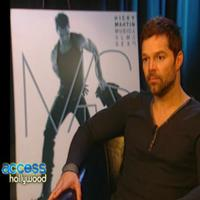 STAGE TUBE: Ricky Martin on His Return to Broadway!