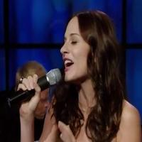 STAGE TUBE: Kara DioGuardi Performs CHICAGO Medley on REGIS & KELLY!