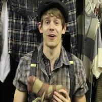 STAGE TUBE: Andrew Keenan-Bolger Takes You on a Behind the Scenes Tour of NEWSIES!