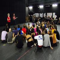 BWW TV: Julie Taymor Visits LION KING Rehearsals in Madrid
