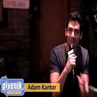 STAGE TUBE: Adam Kantor on His Givenik.com Charity!
